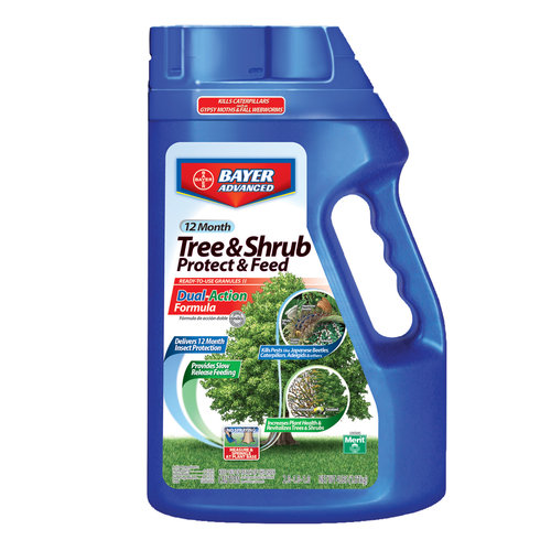 Bayer 12-Month Tree and Shrub Protect and Feed Granules
