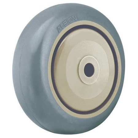 GRAINGER APPROVED Caster Wheel,1/2 in. Bore Dia.,360 lb., P-UP-035X013/050D-AM
