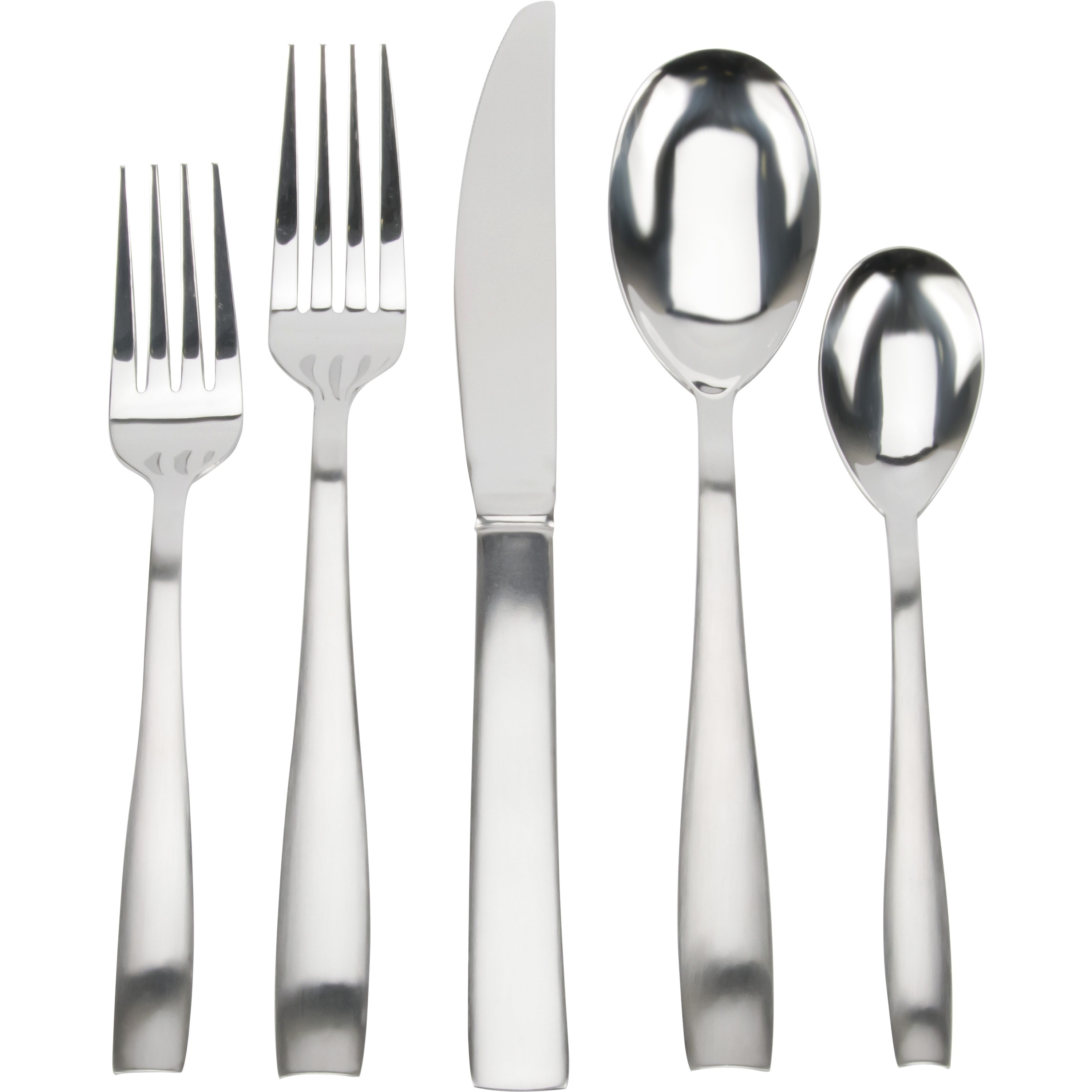 Anchor Hocking Surface 20 Piece Casual Flatware Set, Service for 4