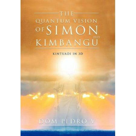 The Quantum Vision Of Simon Kimbangu  Kintuadi In 3D