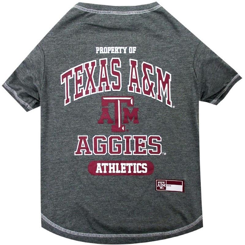 Texas A&M Aggies Pet T-Shirt - X-Small
