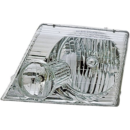 Dorman 1590528 Headlight For Ford Explorer, Clear Lens