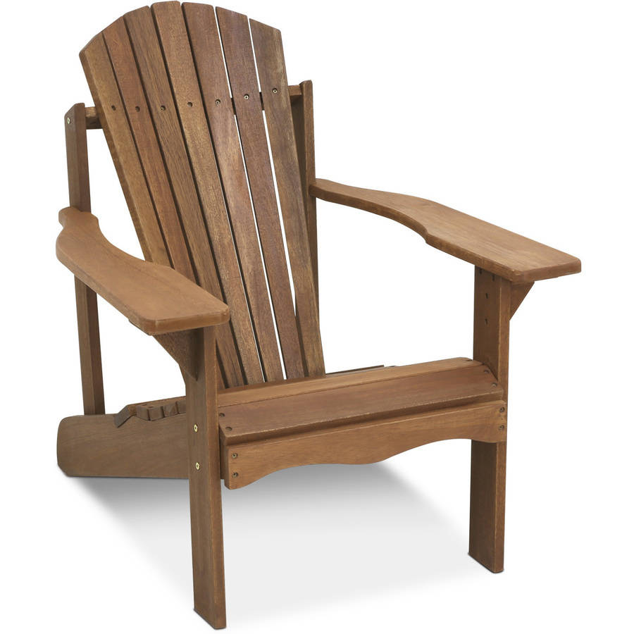 Furinno Tioman Teak Hardwood Adirondack Patio Chair by Furinno