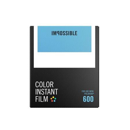 Polaroid Instant Film for 600 Cameras (Classic Color)