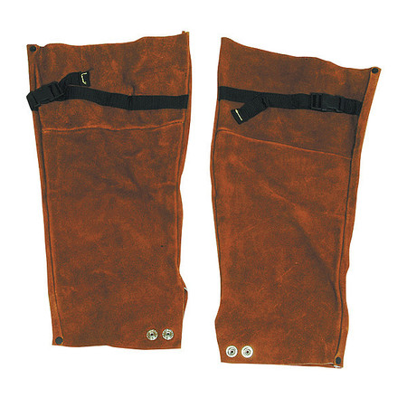 CONDOR Flame-Resistant Sleeve,Unv,18In,Brown,PR 5T180