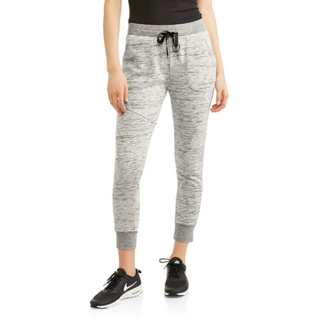 Thrill Women's Athleisure Fleece Moto Jogger Pant
