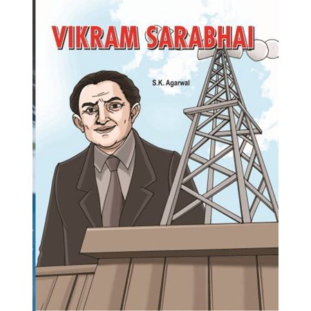 Dr Vikram Ambalal Sarabhai - eBook (Best Of Sarabhai Vs Sarabhai)
