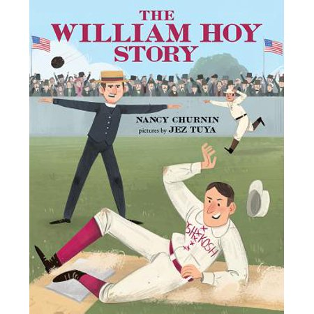 The William Hoy Story : How a Deaf Baseball Player Changed the Game Albert Pujols Autographed Baseball