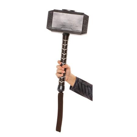 Thor Mjolnir Avengers Endgame Boys Child Marvel Superhero Plastic Toy Hammer
