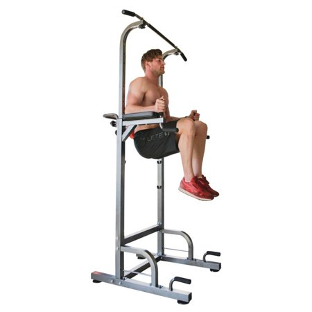 Professional Power Tower With Dip Station And Pull Up Bar