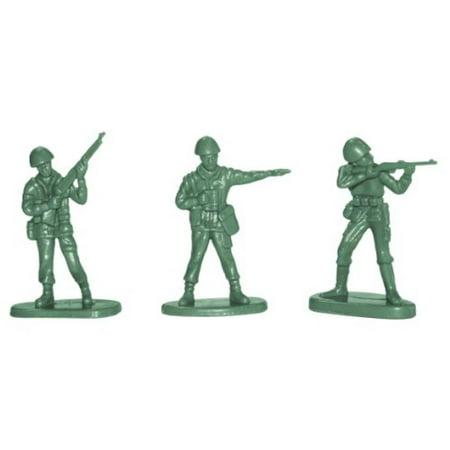 - Mini Green TOY Soldiers U.s. Army Men Play War Kids Toys Boys