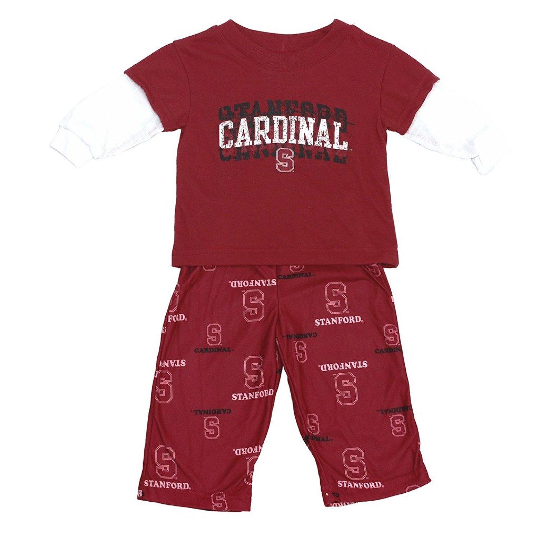 Genuine Stuff University of Stanford Cardinal 2 Piece Pajama Set