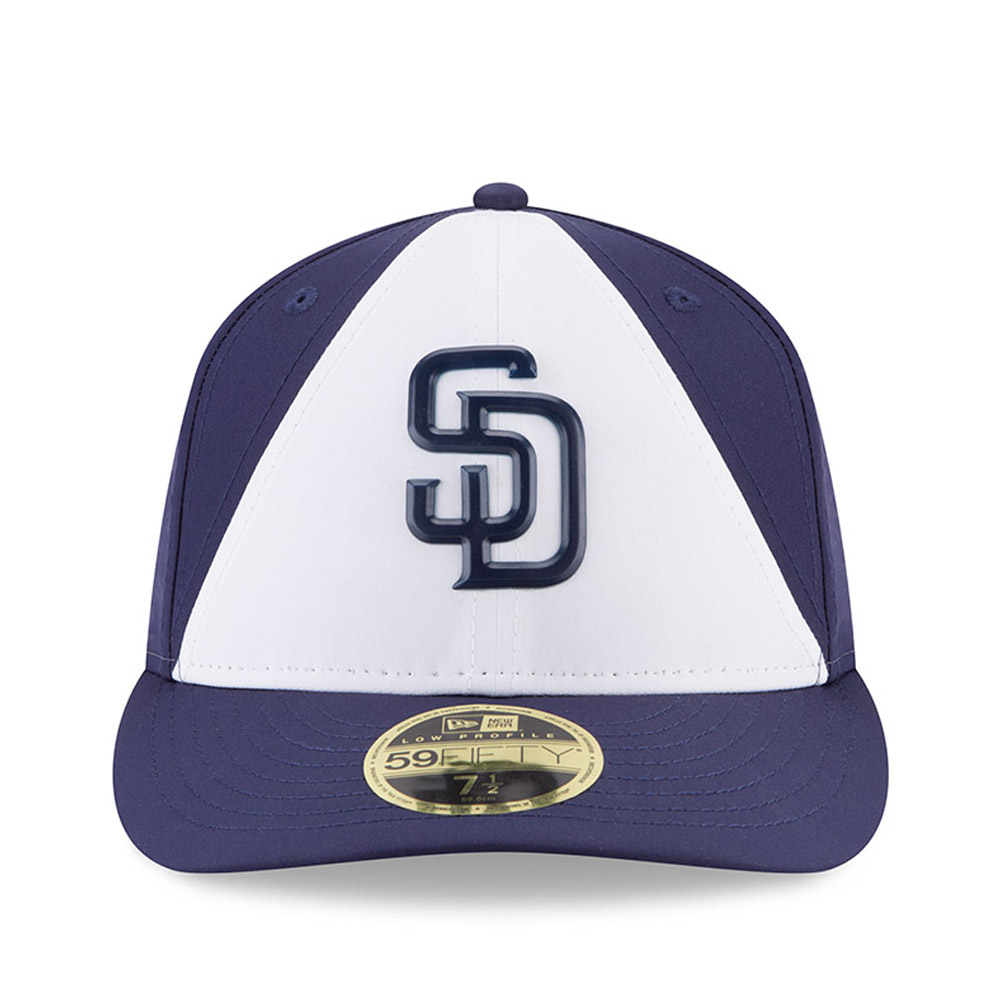size 40 a9482 a0e25 ... reduced san diego padres new era 2018 on field prolight batting practice  low profile 59fifty fitted