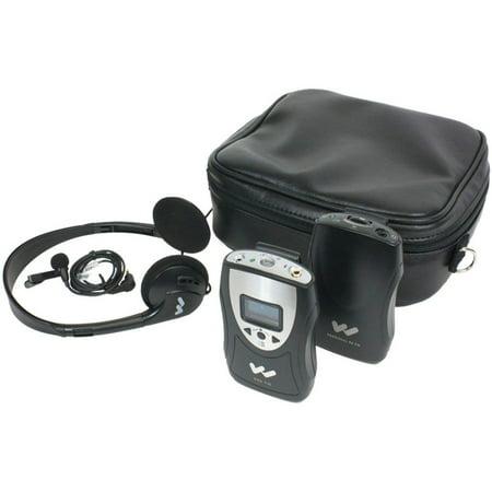 williams sound pfm pro personal fm listening system Fm Hearing System