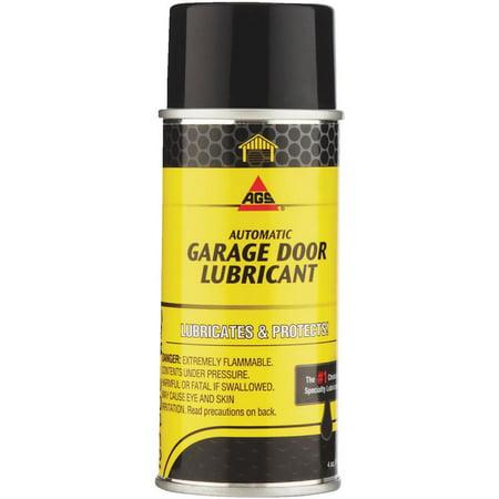 A G S Company 4oz Garage Door Grease GDL-6 (Best Grease For Garage Door)