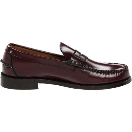 85d4200794  amz brand  - Sebago Classic Antique Mens Antique Brown Loafers -  Walmart.com