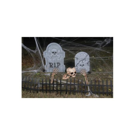 Cemetery Kit - Halloween Decorations Cemetery Gate