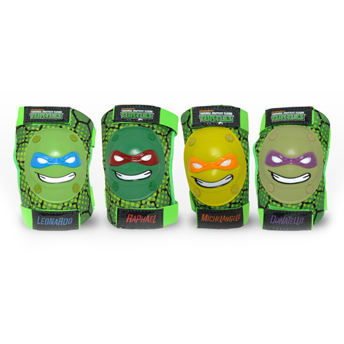 Raskullz Nickelodeon Teenage Mutant Ninja Turtles Pad Set