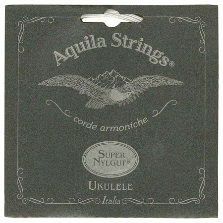 AQUILA CONCERT UKULELE STRINGS HIGH G TUNING ALL SUPER NYLGUT