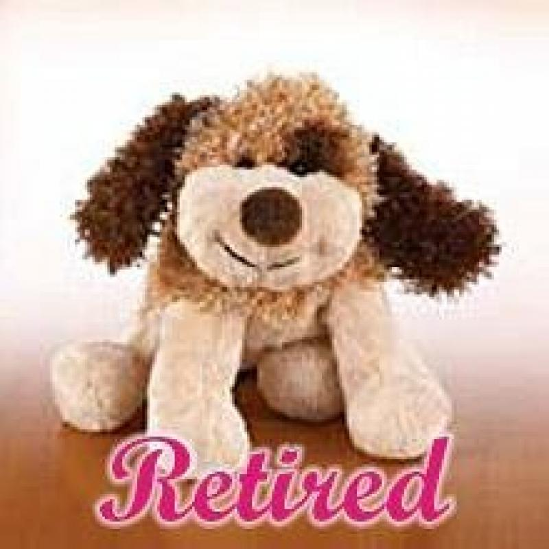 Ganz Webkinz Virtual Pet Plush - CHEEKY DOG