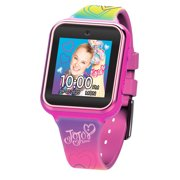 JoJo Siwa Rainbow Interactive Smart Kids Watch, 40mm –a Walmart Exclusive