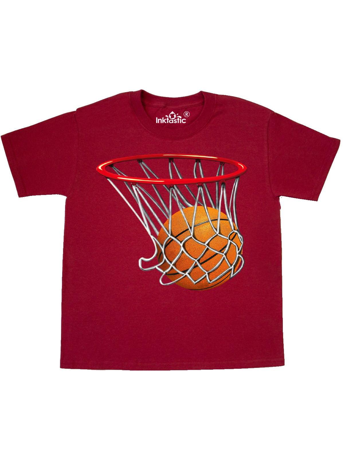Basketball Swish Youth T-Shirt