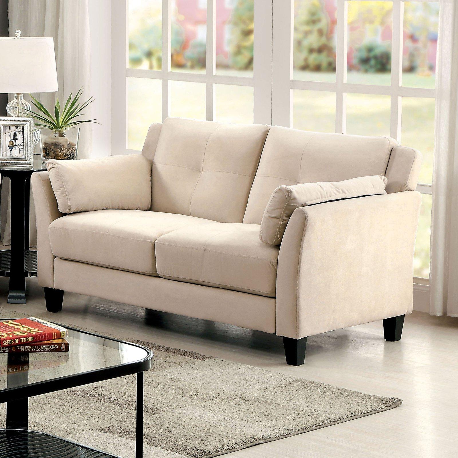 Furniture of America Galvan Loveseat