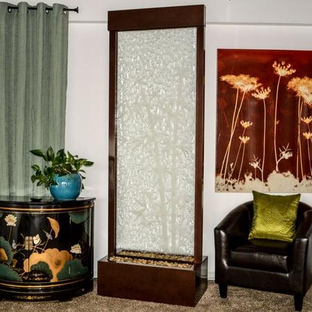 BluWorld 90 in. Dark Copper Bamboo Gardenfall Indoor/Outdoor Floor (Dark Copper Fountain)