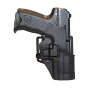 Blackhawk Serpa CQC Concealment Right Hand Holster - S&W M&P 9mm/.40 FS- 410525BK-R