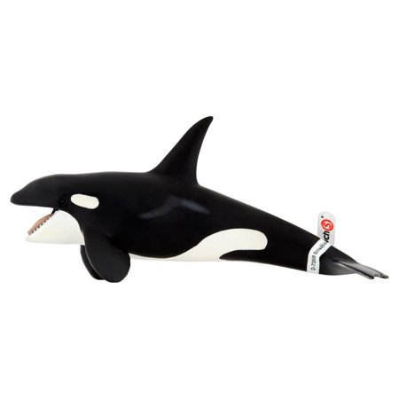 Schleich Killer Whale Figurine 3