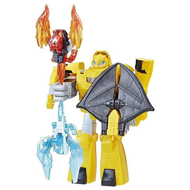 Hasbro HSBE0158 Transformer Rescue Bots Knight Watch Optimus Prime by Hasbro