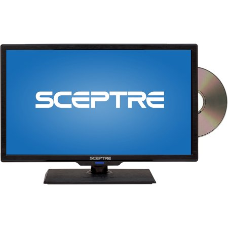 Sceptre 19  Class   Hd  Led Tv   720P  60Hz With Built In Dvd Player  E195bd S