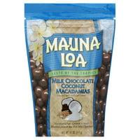 Mauna Loa Macadamia Coconut Milk Chocolate Nuts, 11 Oz.