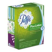 Procter & Gamble Plus Lotion Facial Tissue, 116/Pack 80212300