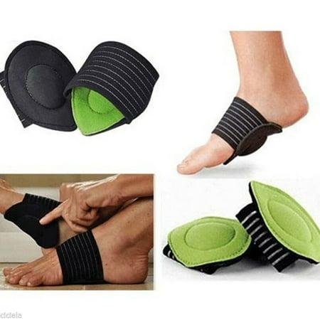 1 Pcs Foot Support Strutz Cushioned Arch Helps Decrease Plantar Fasciitis