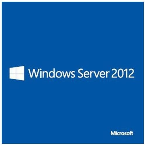 Microsoft Windows Server 2012 R.2 Standard 64-bit License and Media 4 Processor P73-06229 by Microsoft