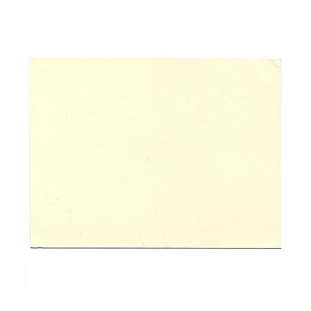 JAM Paper Flat Note Cards, 4 5/8