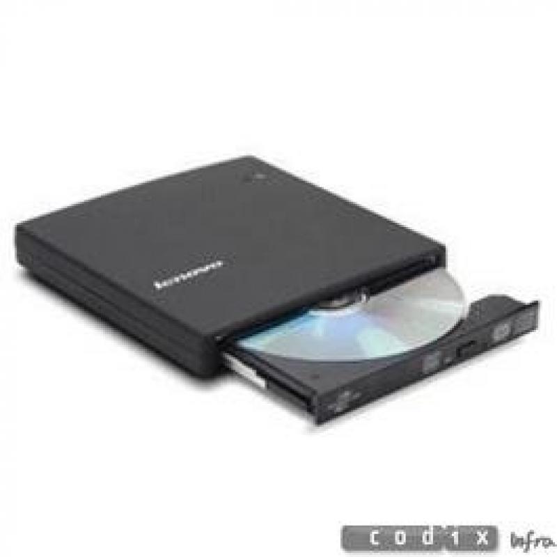 Lenovo USB 2.0 Super Multi-Burner Drive - Disk drive - DV...