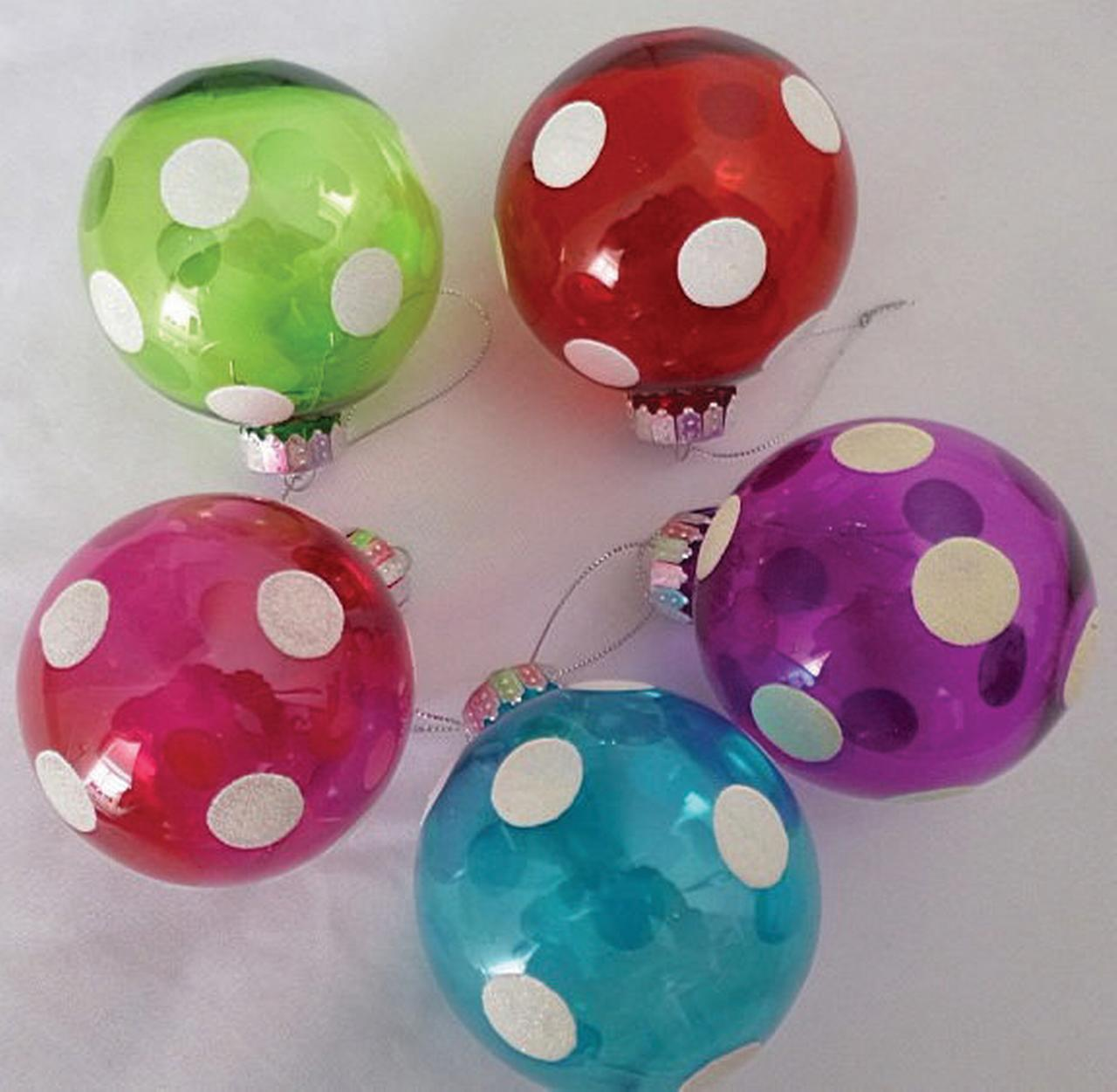 Holiday Basix C-J14031 Painted Ball, 83 mm H