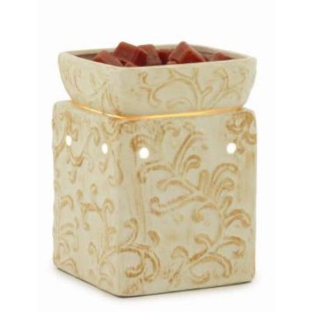Tuscan Cream Illumination Fragrance Warmer By Candle