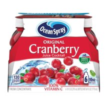 Juice Boxes: Ocean Spray
