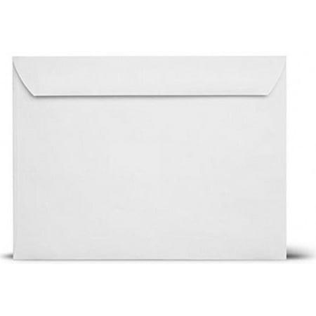 10 x 13 White Booklet Envelopes 28lb - 500 per -
