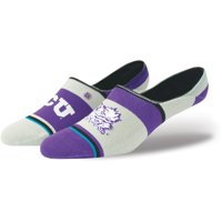TCU Horned Frogs Stance Super Invisible Socks