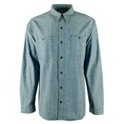 Polo Ralph Lauren Men's Denim Long Sleeve Button Down Shirt-B-XXL
