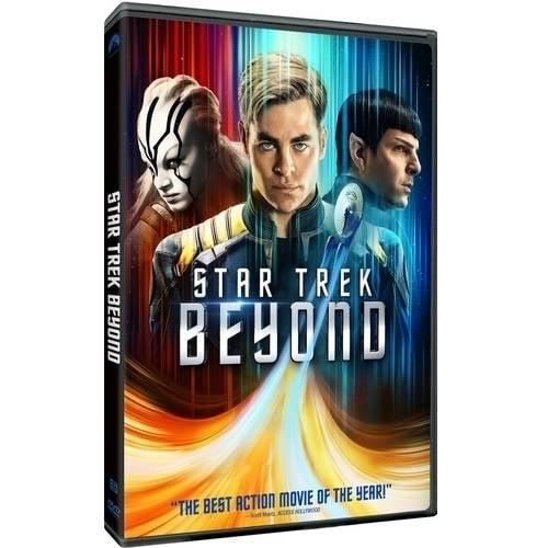 Star Trek Beyond (DVD) (Walmart Exclusive) by Paramount Home Entertainment
