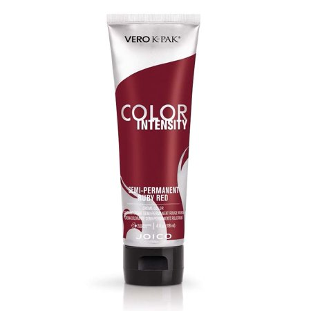 Joico Vero K-PAK Color Intensity Semi-Permanent Hair Color - Color : Ruby Red