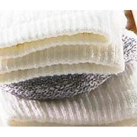 Fruit of the Loom Pro Work Gear Men's Socks, 6-12, White