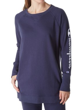 911cc1eafbc Product Image Women's Champion W9495G Heritage French Terry Tunic