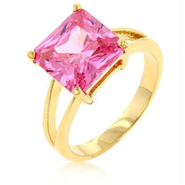 Pink C'este Di Amore Ring, <b>Size :</b> 07