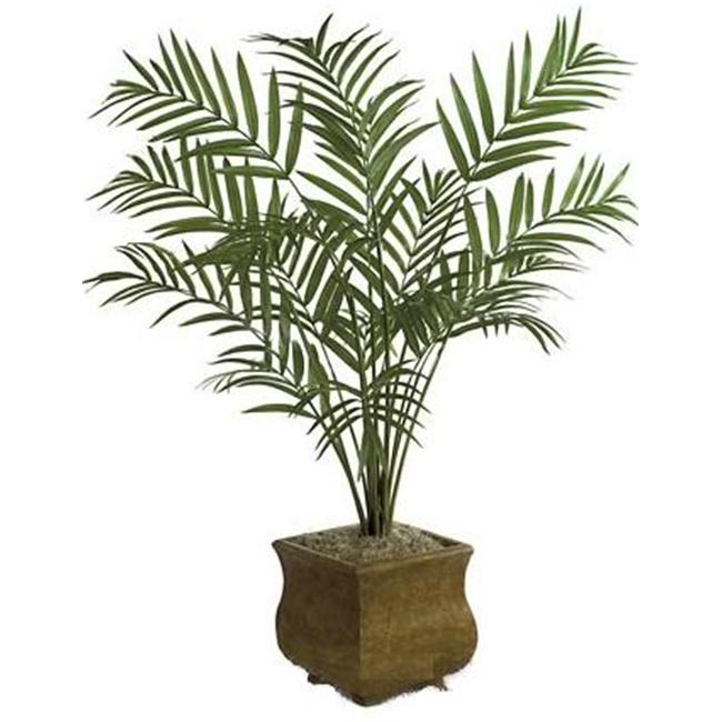 Autograph Foliages P-62732 - 8 Foot Kentia Palm Tree - Green